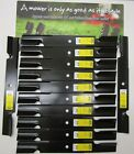 12 USA XHT BLADES FOR SCAG 482881 48111 481708 481712 482787 61 NEW STYLE AIR