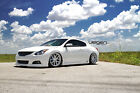 19x9 19X105 Velgen VMB5 5x1143 Silver Wheels Fit NISSAN ALTIMA COUPE STAGGERED