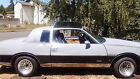 1984 Pontiac Grand Prix  below $2300 dollars