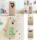 For iPhone Models FUNNY APPLE SIGN Playful Case Cartoon Gel Tpu Novelty Cover