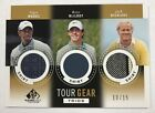 2014 SP Game Used Golf Short Prints 11