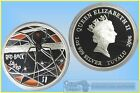 Tuvalu - Red Back Spider $1 Coloured Silver Proof 2006 in Capsule....