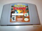 NINTENDO 64 GAME POK'EMON STADIUM     CARTRIDGE ONLY