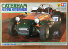 Tamiya 1/12 CATERHAM SUPER SEVEN BDR Japanese vintage model car kit