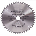 160mm Z=48 Id=20 TREND CRAFT Hand Held / Portable Saw Blade To Fit Festool CSP56