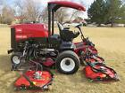 2010 TORO 4700D WIDE AREA 4WD COMMERCIAL LAWN MOWER ROUGH MOWER 580d 4500d 4000d
