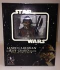 Star Wars Episode VI Return of the Jedi Lando As Skiff Guard Bust Gentle Giant