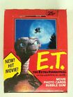 1982 Topps E.T The Extra Terrestrial