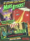 1996 Topps Mars Attacks Widevision Hobby Box 36 Packs