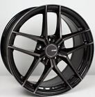 19x8 Enkei TY5 5x1143 +40 Pearl Black Rims Fits Veloster Mazda Speed 3