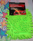Car Wash Mitt Large Premium Microfiber Chenille Wash Dust Detailing Choose