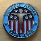 2d Infantry Division Artillery Physical Fitness Excellence Challenge Coin (#XL4)