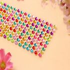 Decal Scrapbooking Self Adhesive Rhinestone Bling Stickers Crystal