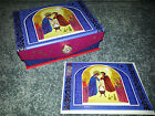 16 HALLMARK Nativity Scene CHRISTMAS CARDS  ENVELOPES Keepsake STORAGE BOX New