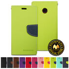 GOOSPERY Fancy Diary Media Flip Stand Wallet Case Cover For Nokia Lumia 630