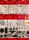 ART C STAMP  CUT Lot to choose from CHRISTMAS 2016