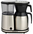 ® 8-Cup Stainless Steel Carafe Brewer