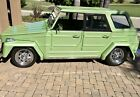 1973 Volkswagen Thing 1973 Volkswagen VW Thing