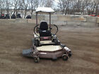 2009 Grasshopper 721DT 60 Diesel Zero Turn Mower USED