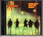 AXTION: LOOK OUT FOR THE NIGHT CD BRAND NEW REISSUE HARD ROCK MELODIC METAL