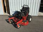 DEMO Exmark Vantage 52 EFI Stand On Mower