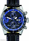 INGERSOLL IN1620BKBL BISON No 32 Blue Dial Black Strap Watch NEW!! FAST SHIPPING