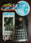 DOCTOR WHO EXTREMELY RARE 2 HANDED DAVROS DAPOL 1987 W016 1 EARLY VARIANT MOC