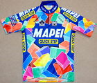 NEAR PERFECT CONDITION MAPEI QUICKSTEP TEAM JERSEY SANTINI EXTRA LARGE