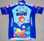 FAIR CONDITION 1995 MAPEI GB LATEXCO TEAM JERSEY SPORTFUL EXTRA LARGE SIZE 5