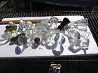 Decante Stoppers Vintage Huge and big 25 Piece Lot of Glass  Others