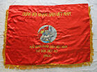 FLAG -  VC Vietcong NVA NLF Flag VN NAVY DETERMINED TO WIN THE U.S AGGRESSORS