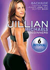 Jillian Michaels Beginners BACKSIDE DVD workout the biggest loser Xmas Gift