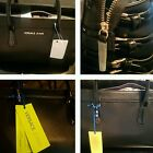 Versace jeans black bag new with tags