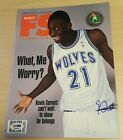 Kevin Garnett Basketball Cards Rookie Cards and Autograph Memorabilia Guide 45