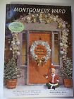 VINTAGE 1963 MONTGOMERY WARD WARDS CHRISTMAS WISH BOOK CATALOG CATALOGUE 464 PGS
