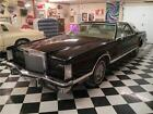 1978 Lincoln Continental -- 1978 for $1000 dollars
