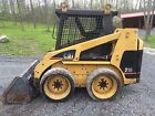 Caterpillar 216 Wheel Skid Steer Loader