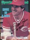 Pete Rose Baseball Cards, Rookie Card and Autographed Memorabilia Guide 28