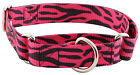 10 Country Brook Design Patterened Martingale Dog Collars