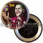 Barack Obama 2008 Batman Joker 2 1 4 Campaign Pinback Button Campbell LE 50 Pin