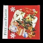 NIB Fitz And Floyd Essentials Wee Christmas Tree Canape Plate