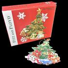 NIB Fitz And Floyd Essentials Wee Christmas Tree Ornament Large