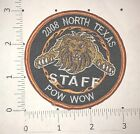 2008 North Texas Pow Wow Staff Patch Royal Rangers