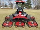 2008 TORO 4700D WIDE AREA 4WD COMMERCIAL LAWN MOWER ROUGH MOWER 580d 4500d 4000d