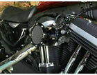 Black Velocity Stack Air Cleaner Filter System For Sportster XL 883 1200 91 14