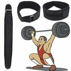 Mens Weight Lifting Belt Fitness Back Support Training Strength Black 140cm BP
