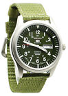 Seiko 5 SNZG09J1 Automatic Green Dial and Band Mens Made in Japan Watch