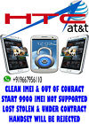 UNLOCKING NETWORK CODE OR PIN FOR HTC BELL CANADA Pure