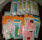 Huge lot Cricut Cuttlebug Folders including some Retired and some HTF  NEW