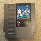 Gyromite - NES Nintendo Game For Rob The Robot Black Box